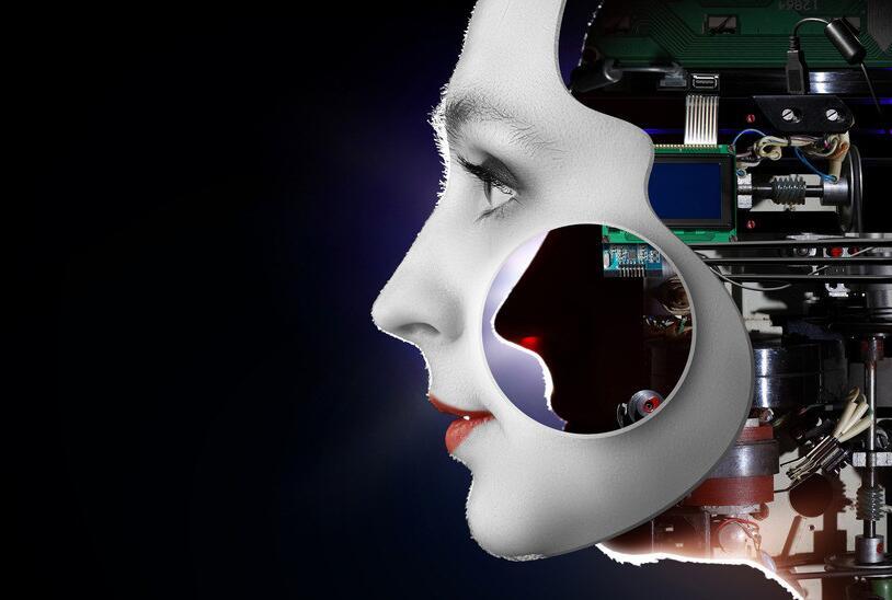 【签约】深圳市灵犀机器人技术有限公司项目网站设计