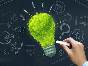 LED环保节能网站方案