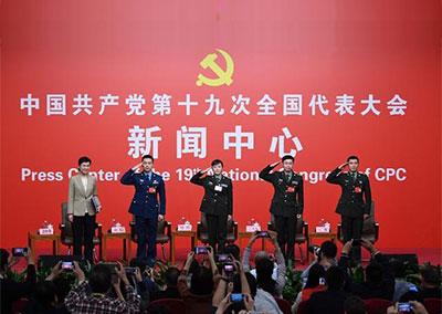 """""""威武之师""""惊艳外媒,记者:中国军人""""很阳光"""""""
