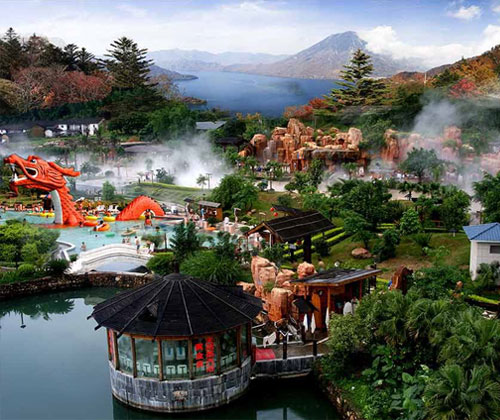 惠州龙门铁泉