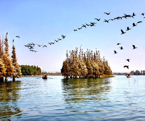 武汉东湖风景区