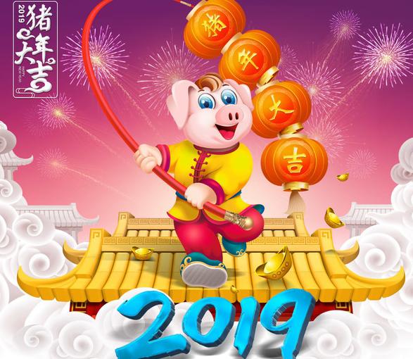关于深正互联网络有限公司2019年春节放假的通知